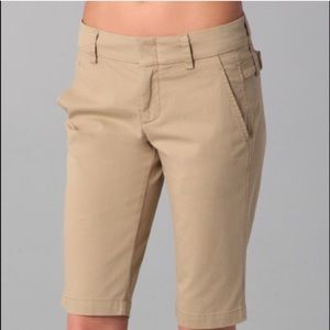 ❗️Vince Khaki Bermuda Shorts NWT $195!